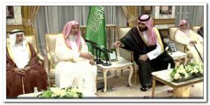 بالصور ،، السعوديون يبايعون ولي العهد عراب الرؤية ورجل المرحلة سمو الأمير محمد بن سلمان بمكة المكرمة