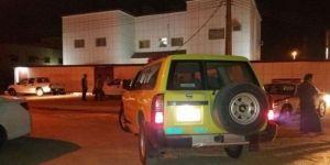 إصابة شخصين إثر تعرض أحياء سكنية في نجران لشظايا مقذوف عسكري