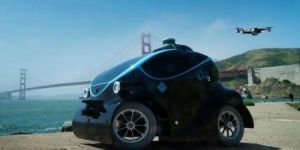 شرطة دبي أول جهة أمنية بالعالم تستخدم سيارات ذاتية القيادة