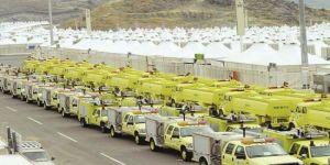 الدفاع المدني يعلن عن وظائف مؤقتة لسائقين نقل ثقيل خلال موسم الحج