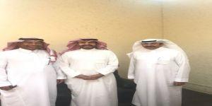 رئيس مجلس ادارة الثقافه والفنون يزور فرع الطائف