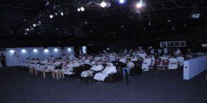 جمهور نوعي بمهرجان الجنادرية المسرحي 31