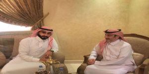 أمين منتدئ الأبنية الخضراء يلتقي م عبدالعزيز الجمعه