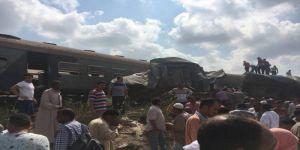 مقتل 36 شخصا و123 جريحاً إثر تصادم قطاري الإسكندرية