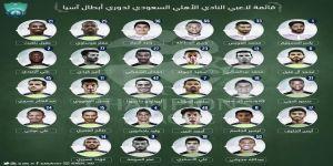 قائمة الأهلي لدوري أبطال أسيا تشهد غياب فيتفا وأبو أبونا