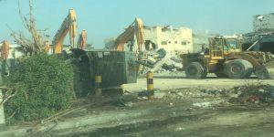أمانة الشرقية تعلن انتهاء كامل أعمال الهدم في حي المسورة تمهيداً لبدء الإزالة