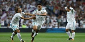 ريال مدريد يقهر برشلونة مجددا ويتوج بالسوبر الأسباني