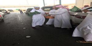 الجوف تنظم احتفاليه من أضخم احتفالات السعودية بيوم الوطن الثلاثاء