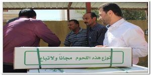 توزيع 24 ألف ذبيحة من لحوم الهدي والأضاحي في الأردن بمشاركة السفارة السعودية ووزارة الداخلية الأردنية