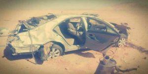 سفارة المملكة بعمّان تتابع نقل جثمان مواطنان سعوديان توفيا جراء تدهور مركبتهما جنوب الأردن