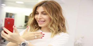 #يارا تبهر محبيها بإطلالة مختلفة