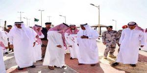 نائب أمير مكة ممتعضا من كورنيش رابغ : مخزي وشغل ترقيع.. ويوجه بسحبه من المقاول