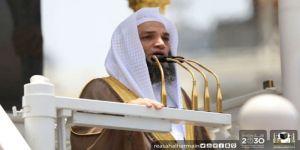 إمام الحرم المكي: الأمة الإسلامية تمرض وتضعف لكنها لا تموت