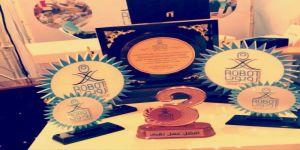 طالبتان بتعليم مكة تحصدان مراكز متقدمة في مسابقة الأولمبياد الوطني الرابع للروبوت مجال السومو لعام ٢٠١٨م