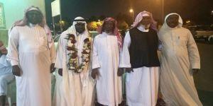 آل بركة يحتفلون بزفاف عبدالرحمن