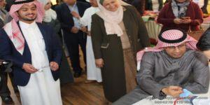 """تحت رعاية السفارة السعودية بالاردن ،، انطلاق فعاليات بازار مهرجان التحدي لدعم الكفيفات والأسر المنتجة """" بالفيديو وصور"""""""