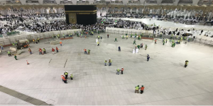 استعدادات مبكرة لزوار ومعتمري وحجاج بيت الله الحرام