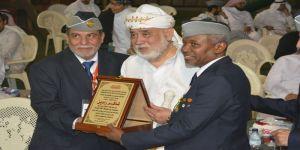 نائب مفوضية مكة يكرم شاكر رادين
