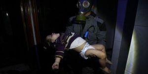 الخارجية الأمريكية: تقارير مقلقة عن وقوع هجوم كيماوي في دوما