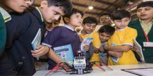 الشارقة القرائي للطفل يطلق أربع مسابقات لاكتشاف مهارات الصغار الإبداعية