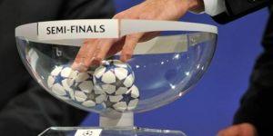 سحب قرعة نصف نهائي دوري أبطال أوروبا.. ريال مدريد يواجه بايرن ميونخ