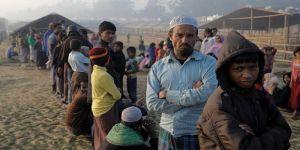 الشرطة الهندية تلقي القبض على 18 من الروهنغيا لدخولهم البلاد