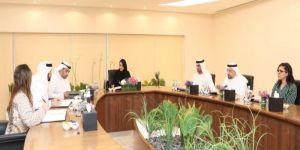 مجلس إدارة الناشرين الإماراتيين يعقد اجتماعه في الشارقة القرائي للطفل
