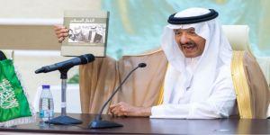 الأمير سلطان بن سلمان في كتاب الخيال الممكن لهذه الأسباب تذمر أهالي العلا من نقل إحدى عربات قطار الحجاز