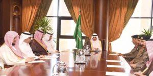 أمير تبوك يترأس اجتماع الإدارات الحكومية لمتابعة استعدادات رمضان