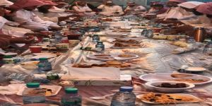 إسلامية تبوك تقيم حفل إفطار جماعياً لمنسوبيها
