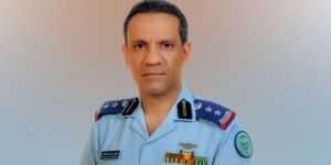 قيادة القوات المشتركة للتحالف تحالف دعم الشرعية في اليمن : قوات الدفاع الجوي الملكي السعودي ترصد صاروخاً بالستياً أطلق باتجاه مدينة جازان