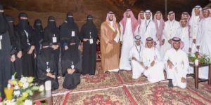 وزير الثقافة محافظ الهيئة الملكية للعلا يعلن: 2500 وظيفة جزئية و 300 بعثة.. ومجلس للأعيان