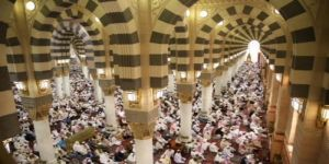 إمام المسجد النبوي: مظالم الناس من موانع ورود حوض النبي