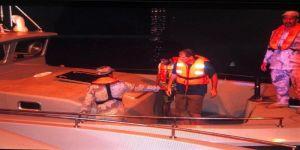 حرس الحدود ينقذ بحاراً أمريكياً تعرض لحالة مرضية على يخت بالبحر الأحمر