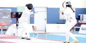 بمشاركة 30 لاعبة.. الرياض تحتضن أول بطولة نسائية للمبارزة في المملكة