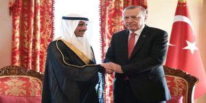 رئيس مجلس الامة الكويتي ينقل للرئيس التركي رسالة من سمو امير البلاد تتعلق بأهمية حل الخلافات في المنطقة