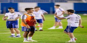 العراق والأرجنتين يقصان شريط افتتاح بطولة سوبر كلاسيكو