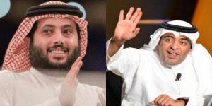 تركي آل الشيخ يشكر الفراج بسبب مستوى النقل التلفزيوني.. والأخير يرد: ما قصرت