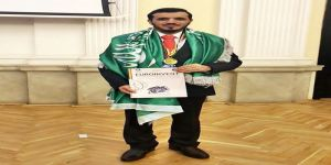 انجازات سعودية في معرض وارسو الدولي للمخترعين ببولندا