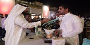 الحصين لـ بث رغم بدايتي كوادري شباب سعوديين لصناعة القهوه