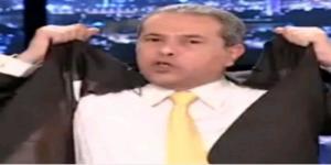 الحجر الصحي هو الأسلم لتوفيق عكاشة خاصة والإعلام العربي عامة