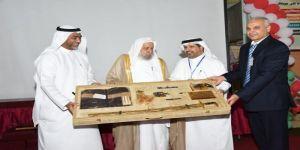 إبن الصلاح بمكة تحتفي بمرور 33 عاماً وتكرم مؤسسها الشيخ إبراهيم بن دخيل الحليس