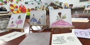 فنون الباحة تقيم خمس ورش عمل في مؤسسة رعاية الفتيات