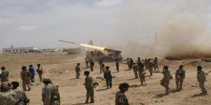 قتلى وجرحى من مليشيا الحوثي في هجمات للجيش اليمني بمديرية باقم في صعده