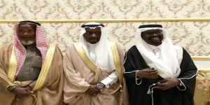عبدالرحمن شعيب يحتفل بزفاف المهندس محمد