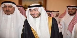 احتفال كعكي وزواوي بعقد قران عبدالله