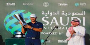الجولة الاوروبية للجولف ودعت السعودية بواحدة من أهم منافساتها