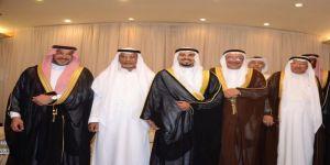 فوزي عبدالله فَقِيه يحتفل بعقد قران ابنته