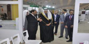 السفير السعودي يزور جناح المملكة في معرض الكتاب بالمغرب