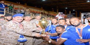 القوات الجوية*بطل للقدم وبطولة التايكواندو للقوات البرية في دورة الألعاب الرياضية الـ 17 للقوات المسلحة